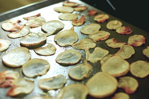 healthy potato chips
