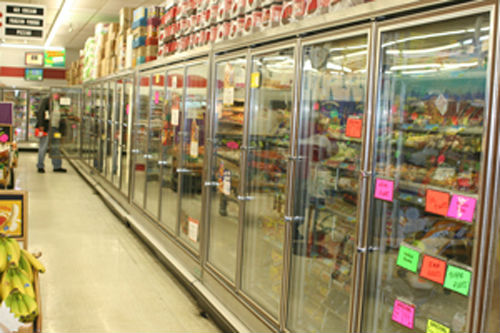 Frozen produce can be as healthy as fresh produce