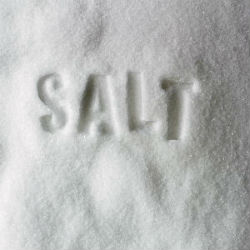 Salt in the diet