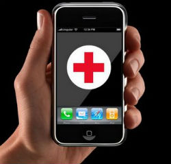 iphone applications for your health