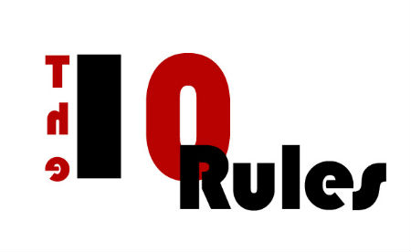 Ten Rules