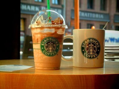 Starbucks Domed Drinks