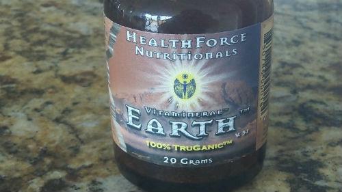 vitamineral earth