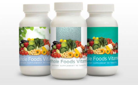 whole food multivitamins