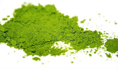 green_powder