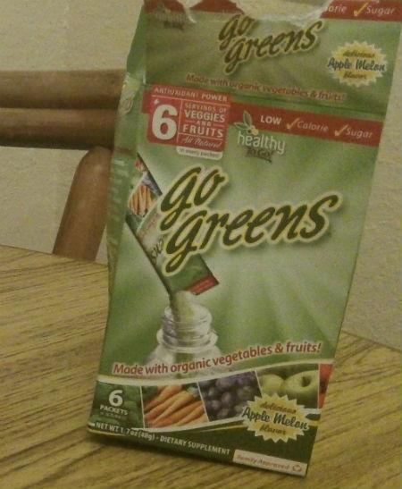 go greens box