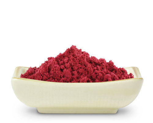 red superfood powder