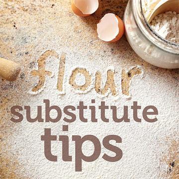 flour substitutes