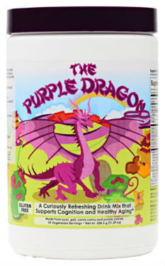 purple dragon nutrient powder