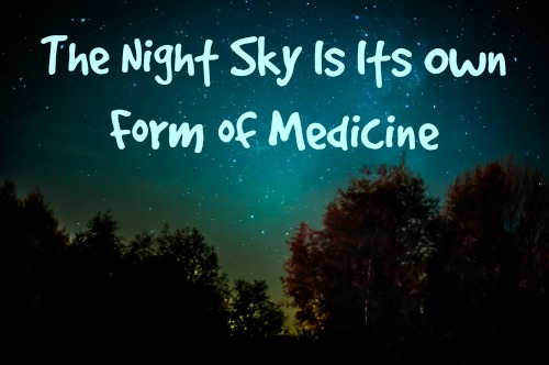 night sky benefits