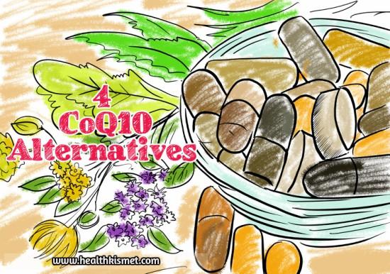 CoQ10 Alterntive